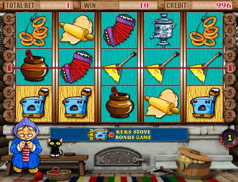 игра кекс игровой автомат