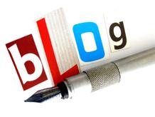 Какого цвета твой блог?