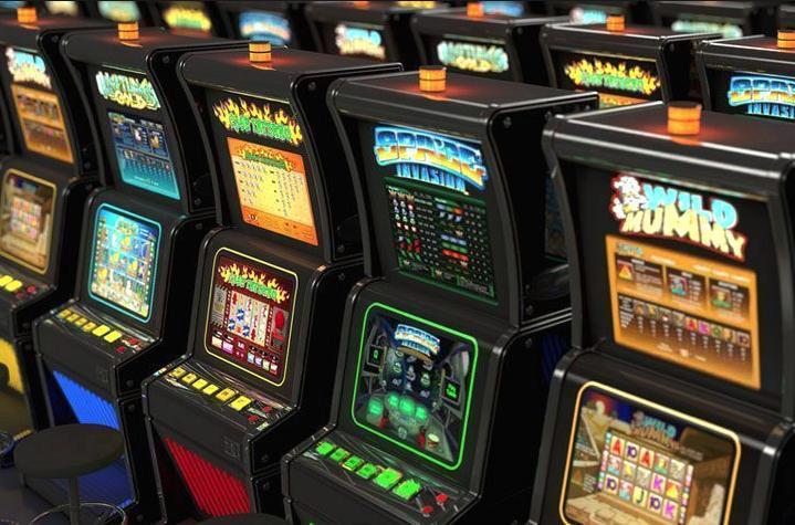 Реалистичная игра в игровом автомате