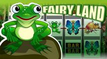 Игровой автомат - Fairy Land (Лягушки)
