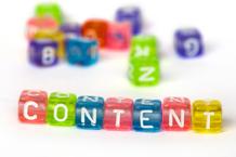 Какие существуют виды контента?