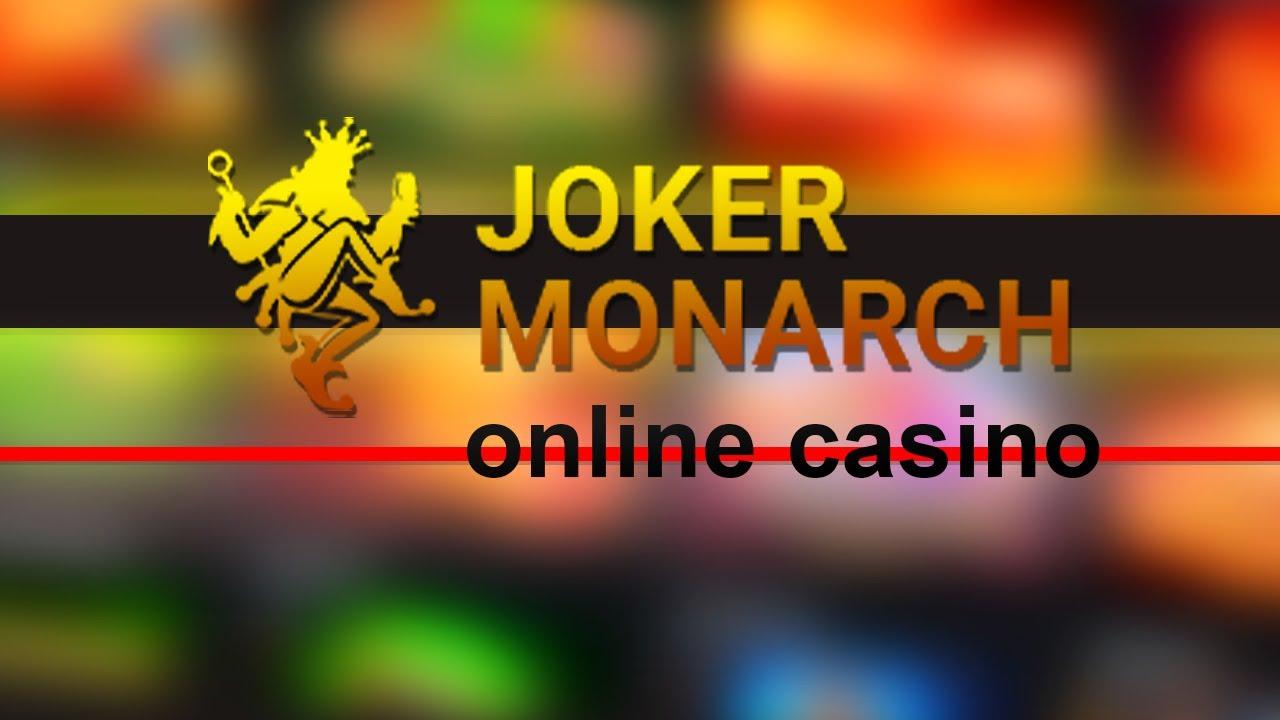 Новое украинское онлайн казино Джокер (Joker) Монарх
