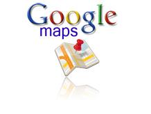 Какие задачи можно решать с Google Maps Api?