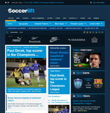 BT Soccerlift