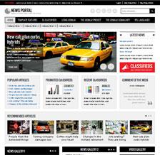 JM News Portal