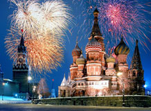 Moscow – a riddle to solve