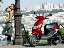 Надежный скутер и качественные пороги