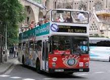 Передвижения по Барселоне