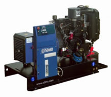 Применение дизельных и бензиновых генераторов в промышленности