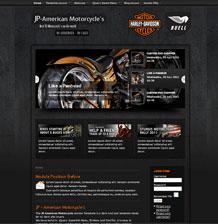 JP American Motorcyle