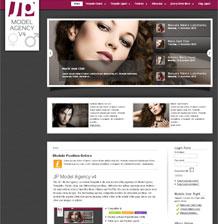 JP Model Agency v4