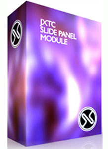 JoomlaXTC Slide Panel