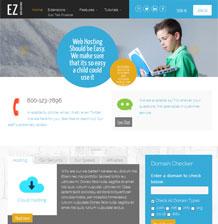 S5 EZ Web Hosting