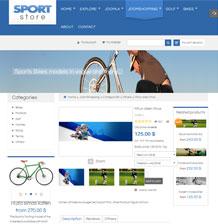 SJ Sport Store