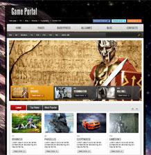 TF Game Portal